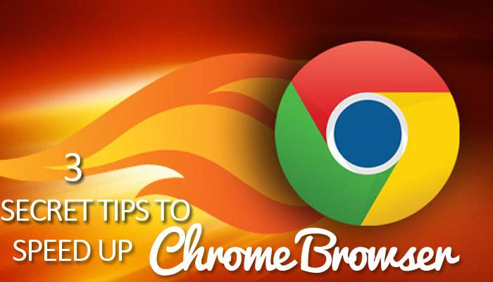 speed up chrome browser