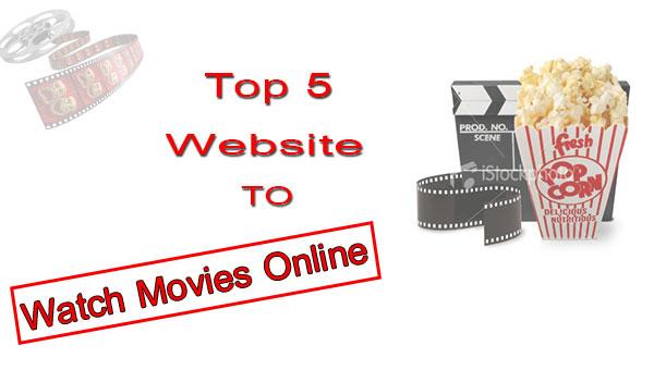 Top-5-website-to-watch-movies-online