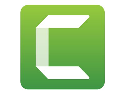 camtasia ultimate video editor logo