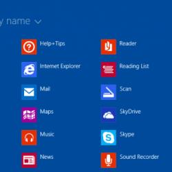 top 5 windows 8.1 apps