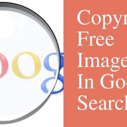 copyright free images from google image search