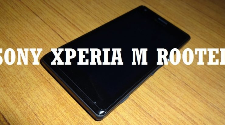 Root Sony xperia M Dual Smart Phone