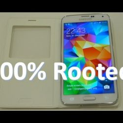 Root Samsung Galaxy S5 for Models