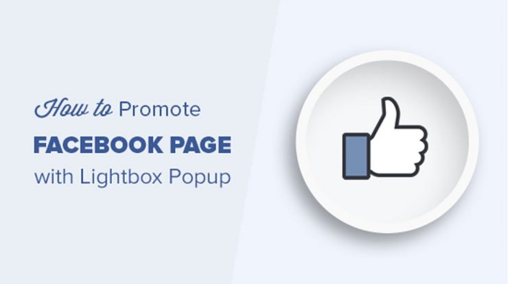 Add Facebook Fan Page Popup LightBox For Blogger & WordPress Blog