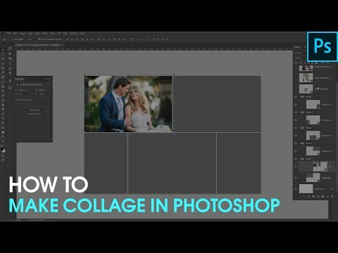 Photoshop Tutorial Collage Effect
