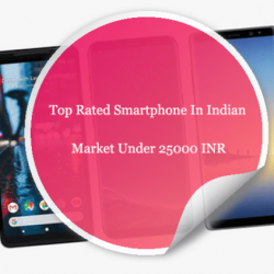 Best Smartphones Under 25000 INR