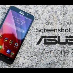 take screenshot on zenfone 2