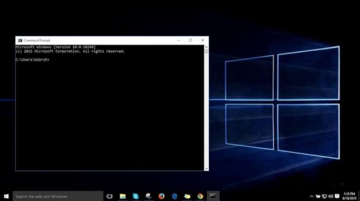 Command Prompt Tricks and Codes