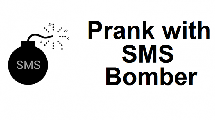 SMS Bomber To Prank With Your Friends