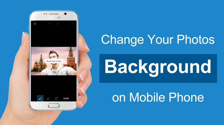 Change Photo Background on Mobile with Picsart