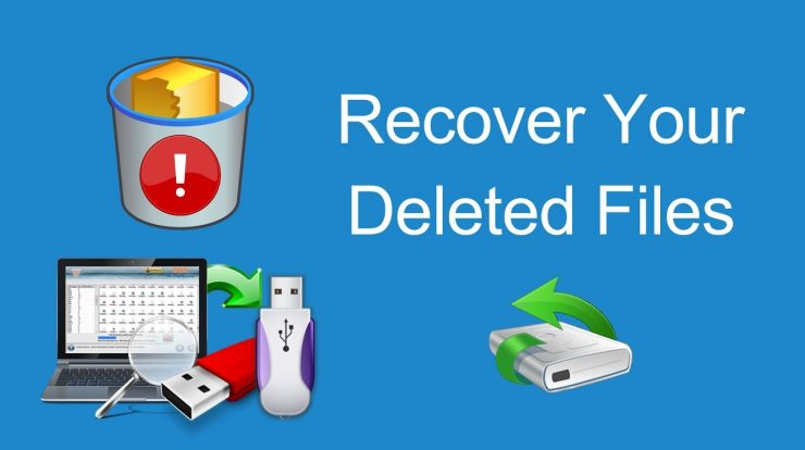 Recover Deleted Files from Formatted Storage Devices