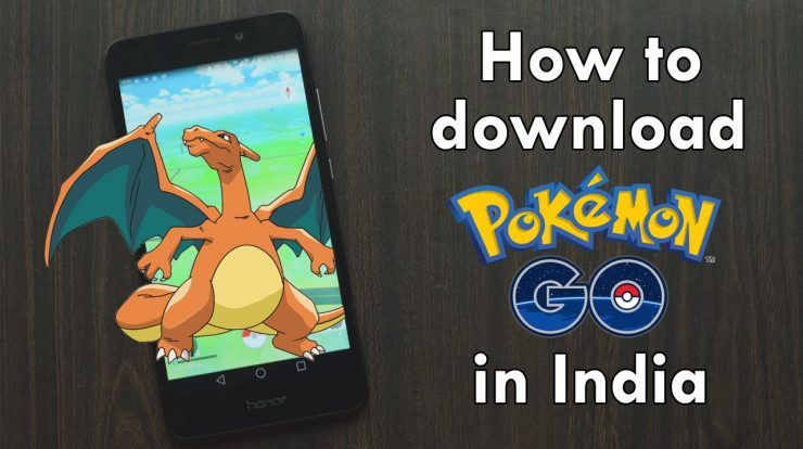 Install and Play Pokemon Go In India