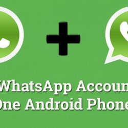 Run Two WhatsApp Accounts On One Android