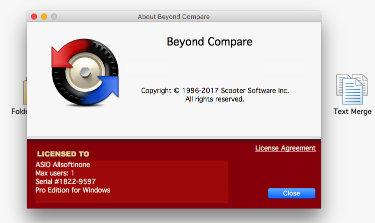 Beyond Compare Download 4.2.9 For Windows