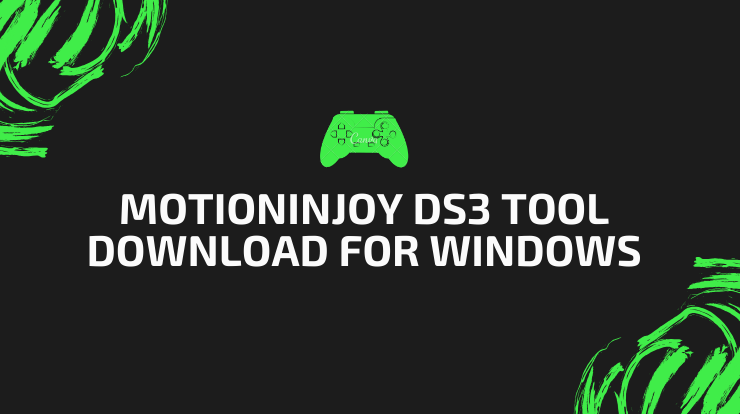 MotioninJoy DS3 device Download