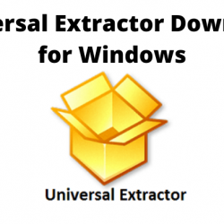 Universal Extractor Download for Windows