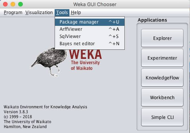 Weka Download for Windows