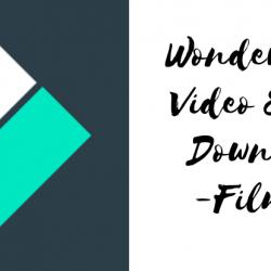 Wondershare Video Editor Download