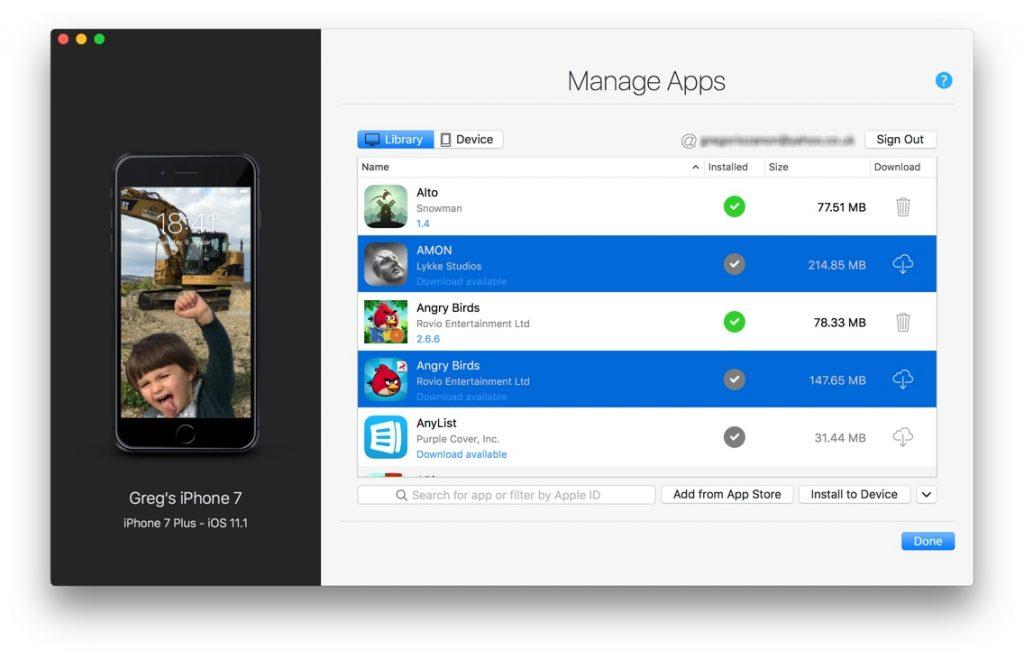 iMazing Download for Windows