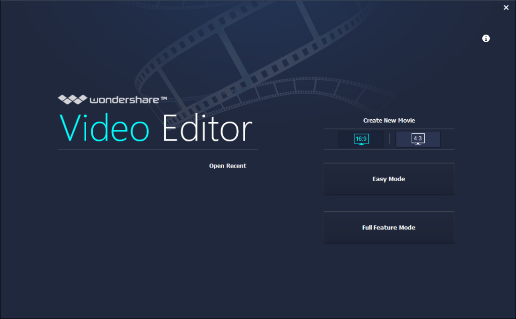 Wondershare Video Editor Download