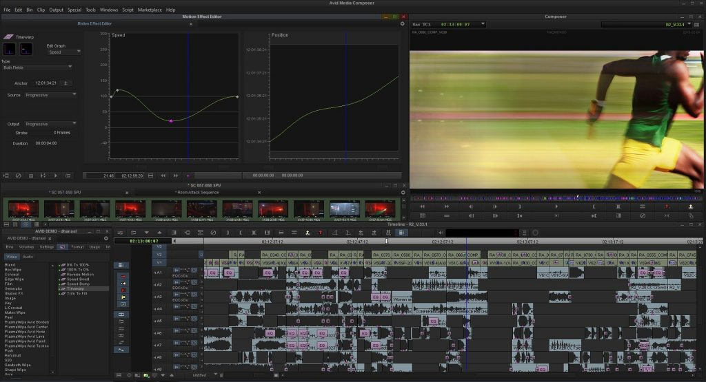 Avid Media Composer download