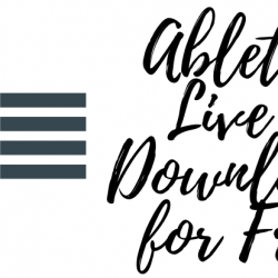 Ableton Live 9 Download for Free