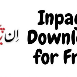 Inpage Download for Free
