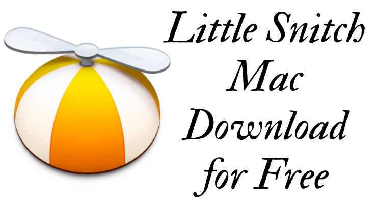 Little Snitch Mac Download for Free