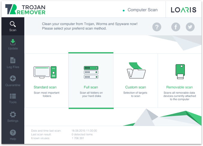 Loaris Trojan Remover Download for Free