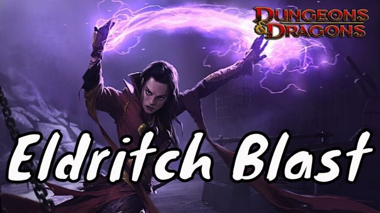 Eldritch Blast [Complete Guide] – Dungeons & Dragons (5th Edition)