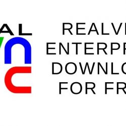 RealVNC Enterprise Download for Free