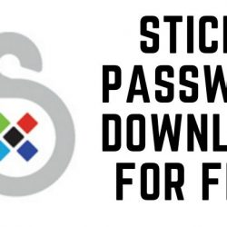Sticky Password Download for Free