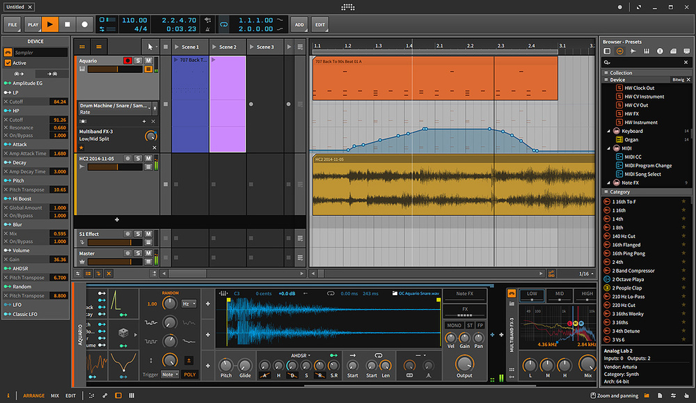 Bitwig Studio Download for Free