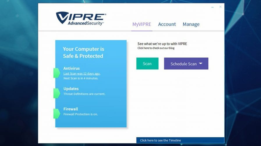 VIPRE Internet Security Download for Free