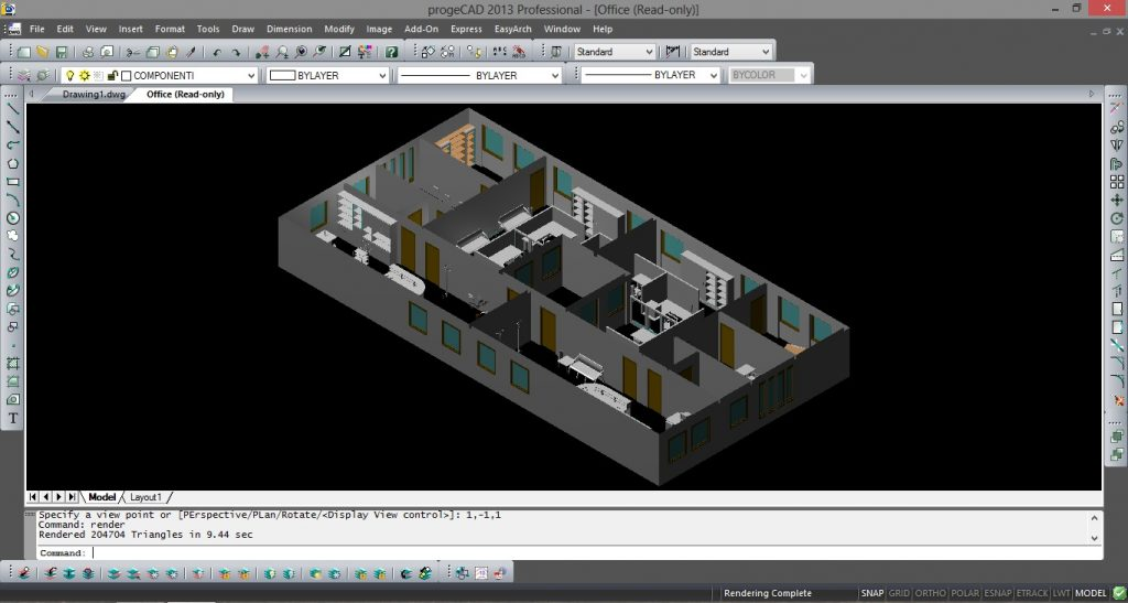ProgeCAD Download for Free