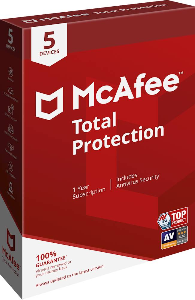 McAfee Total Protection Download for Free