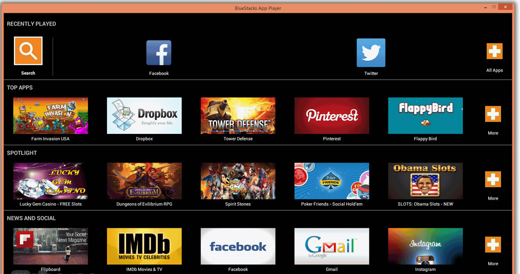 BlueStacks App Player Download for Free