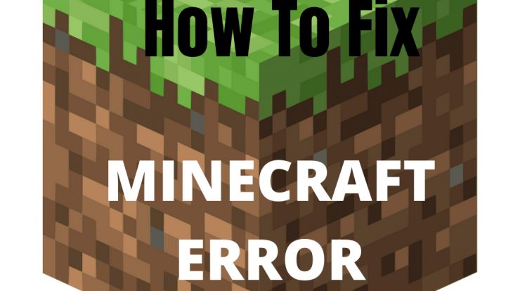 Fix Minecraft Error