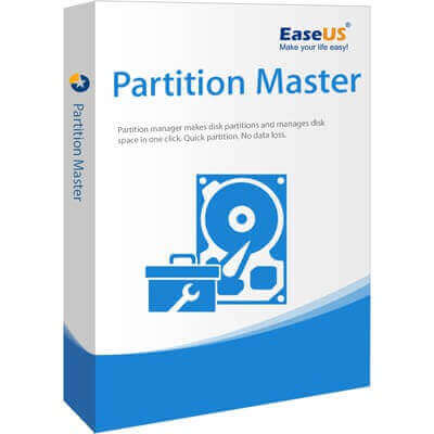 EaseUS Partition Master Download for Free